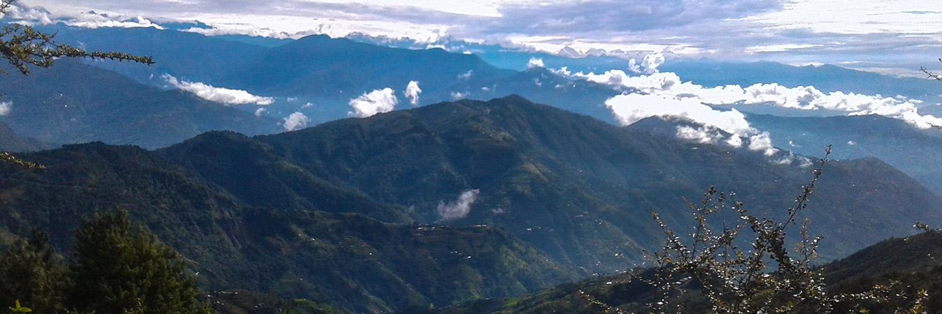 Hike around Kathmandu a day trip – Shivapuri day hike