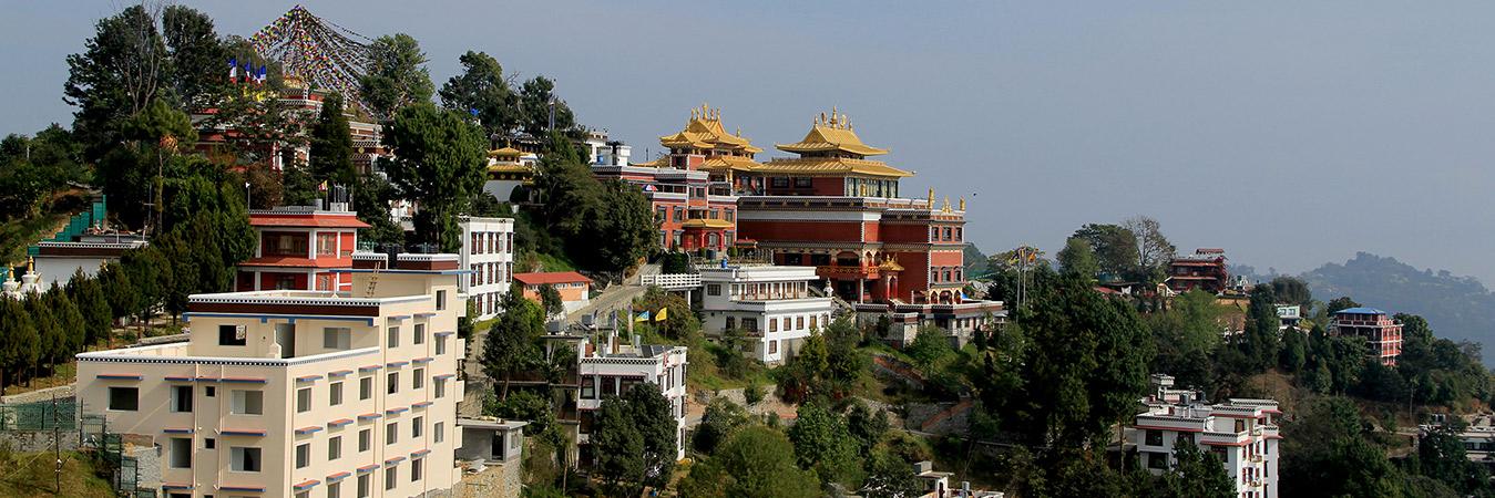 Hike around Kathmandu a day trip – Namoboudha day hiking