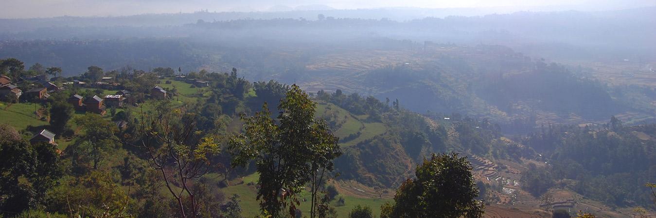 Hike around Kathmandu a day trip – Phulchowki day hiking
