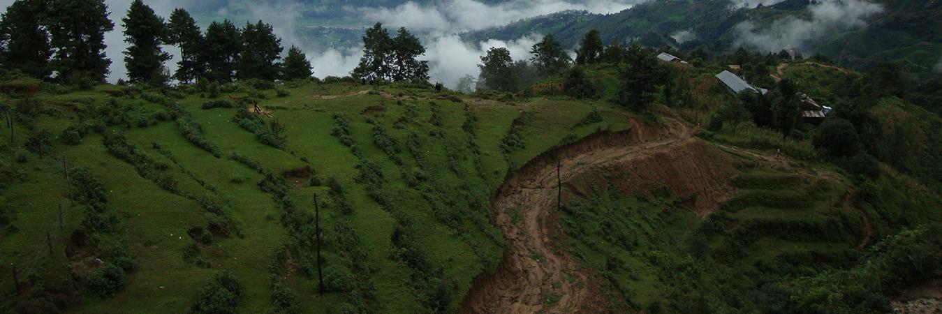 Hike Around Kathmandu a Day Trip – Nagarjun Day Hike